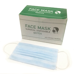 Disposable Face Mask 50 pcs(Box)
