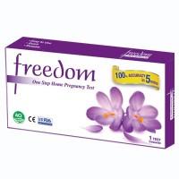 Freedom Pregnancy Test Cassette