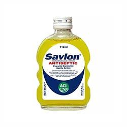 Savlon Liquid Antiseptic 112ml.