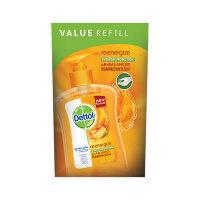 Dettol Handwash 170 ml Refill Poly Re-energise