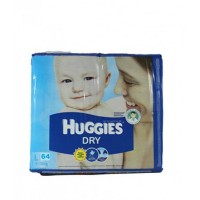 Huggies Dry Diapers 60pcs L-Singapore