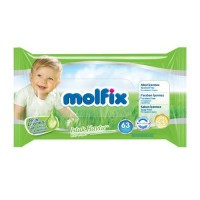 Molfix Baby Lotion Wet Wipes