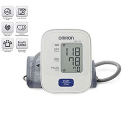 Automatic ARM Type Blood Pressure Monitor OMRON HEM-7120