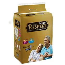 """ACI Savlon Respect Adult Diaper L (38""""-57"""")"""
