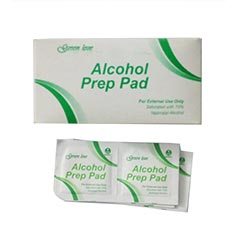 Alcohol Pads (Box)