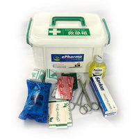 Family First Aid Box (white)