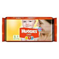 Huggies Dry New S 5pcs