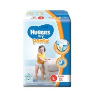 Huggies (Dry pants L 9-14kg) 50pcs