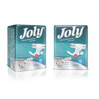 Joly Adult Diapers-Medium 10pcs